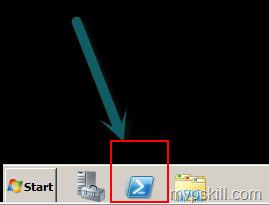การใช้งาน PowerShell กับ Active Directory